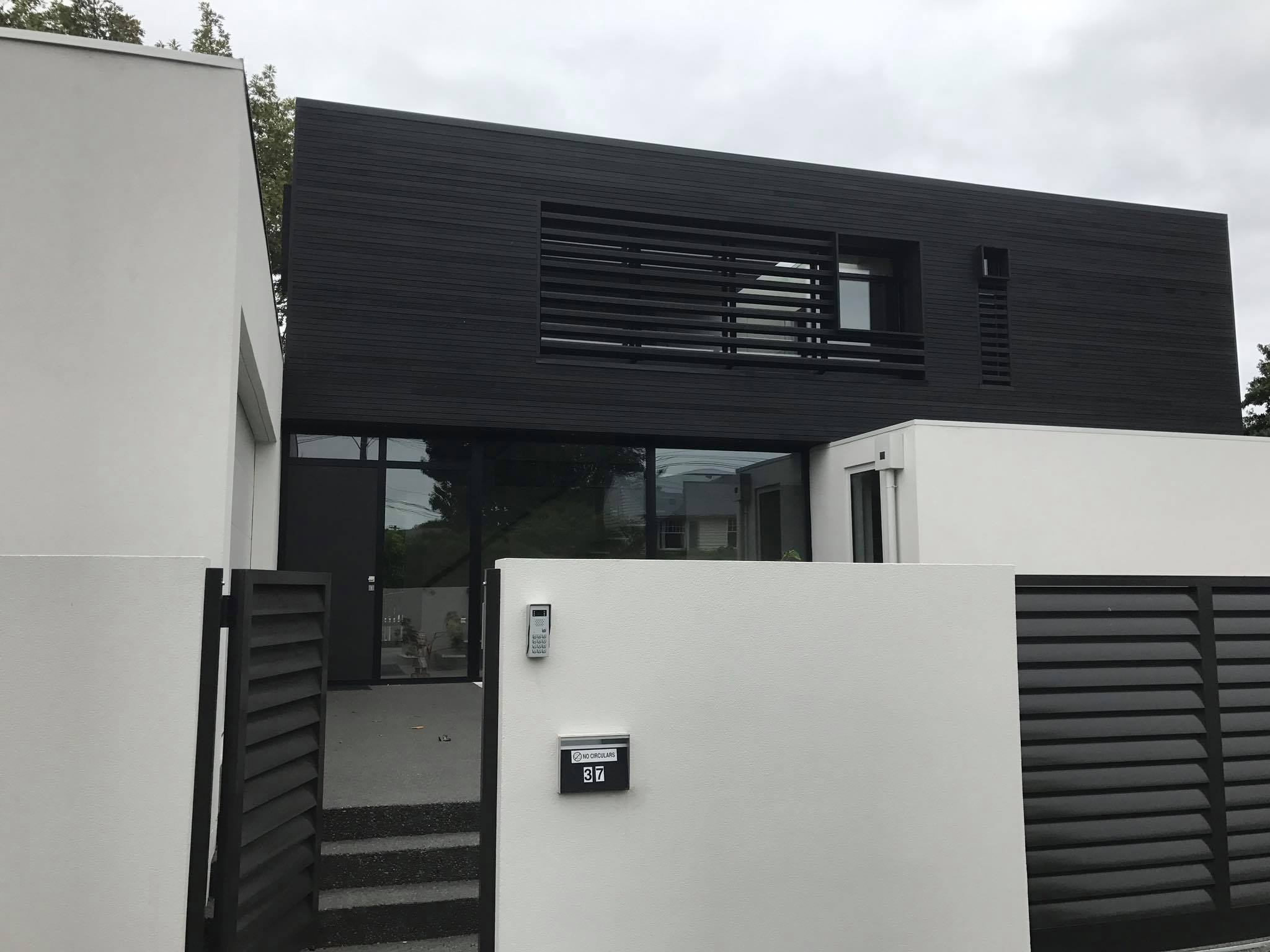 Ellis House, an architectural build in Canterbury built by the team at H3 Construction