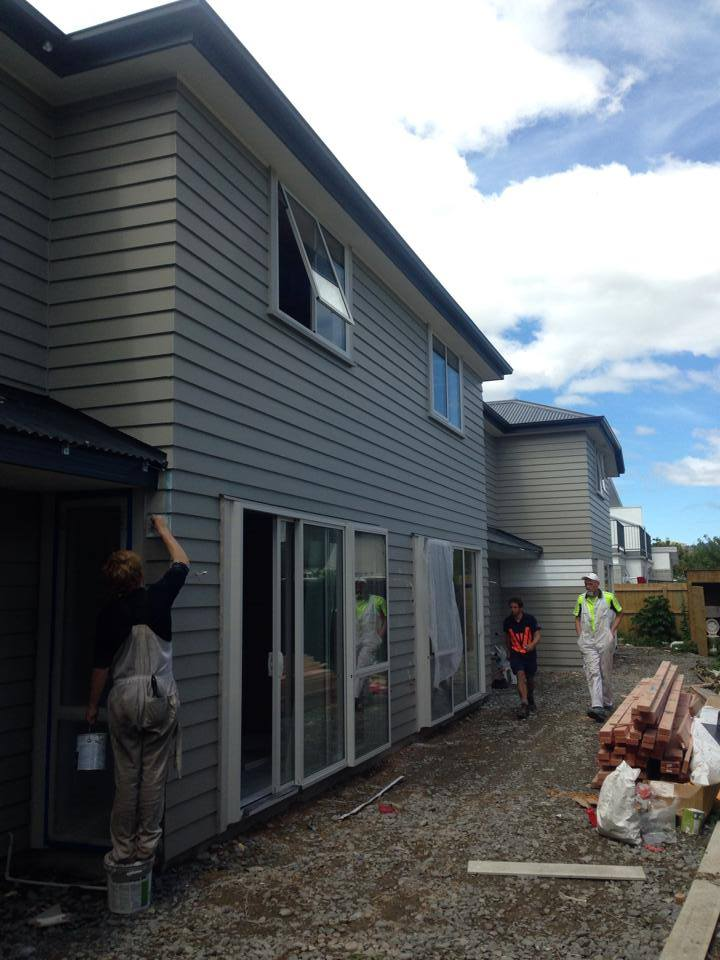 Architectural new build in Christchurch built by the experienced builders at H3 Construction