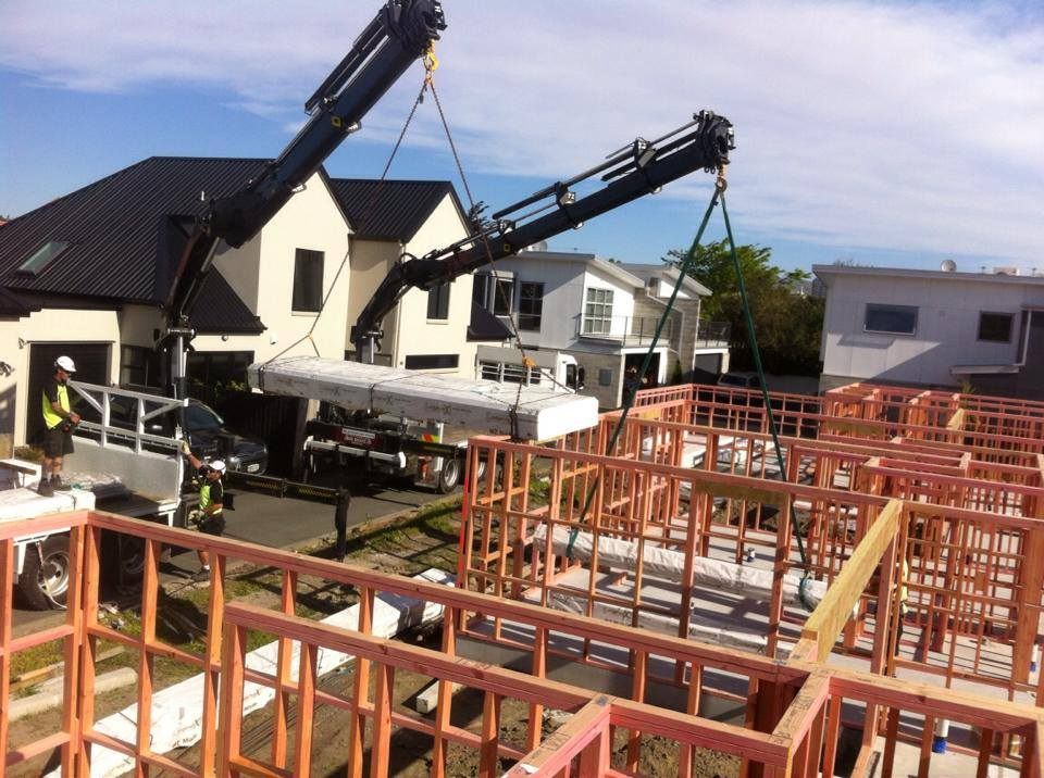 Christchurch Architectural home Constructed by the builders at H3 Construction