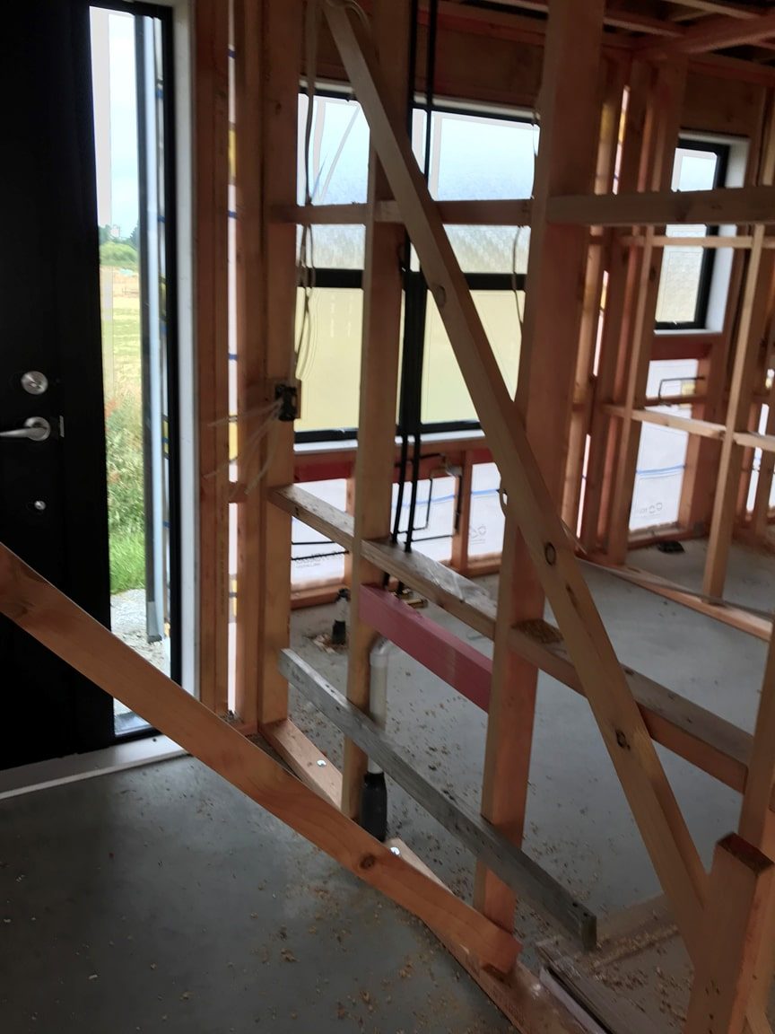 The Morris project is a new build in Christchurch that was built by the team of builders at H3 Construction