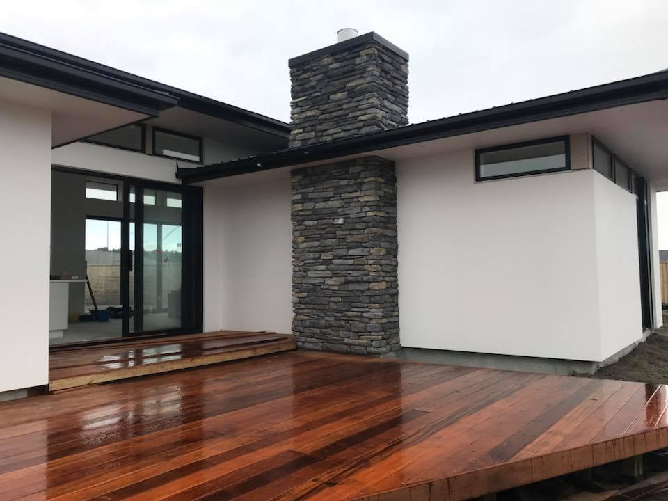 Burson Wigram New Build by H3 Construction in Christchurch