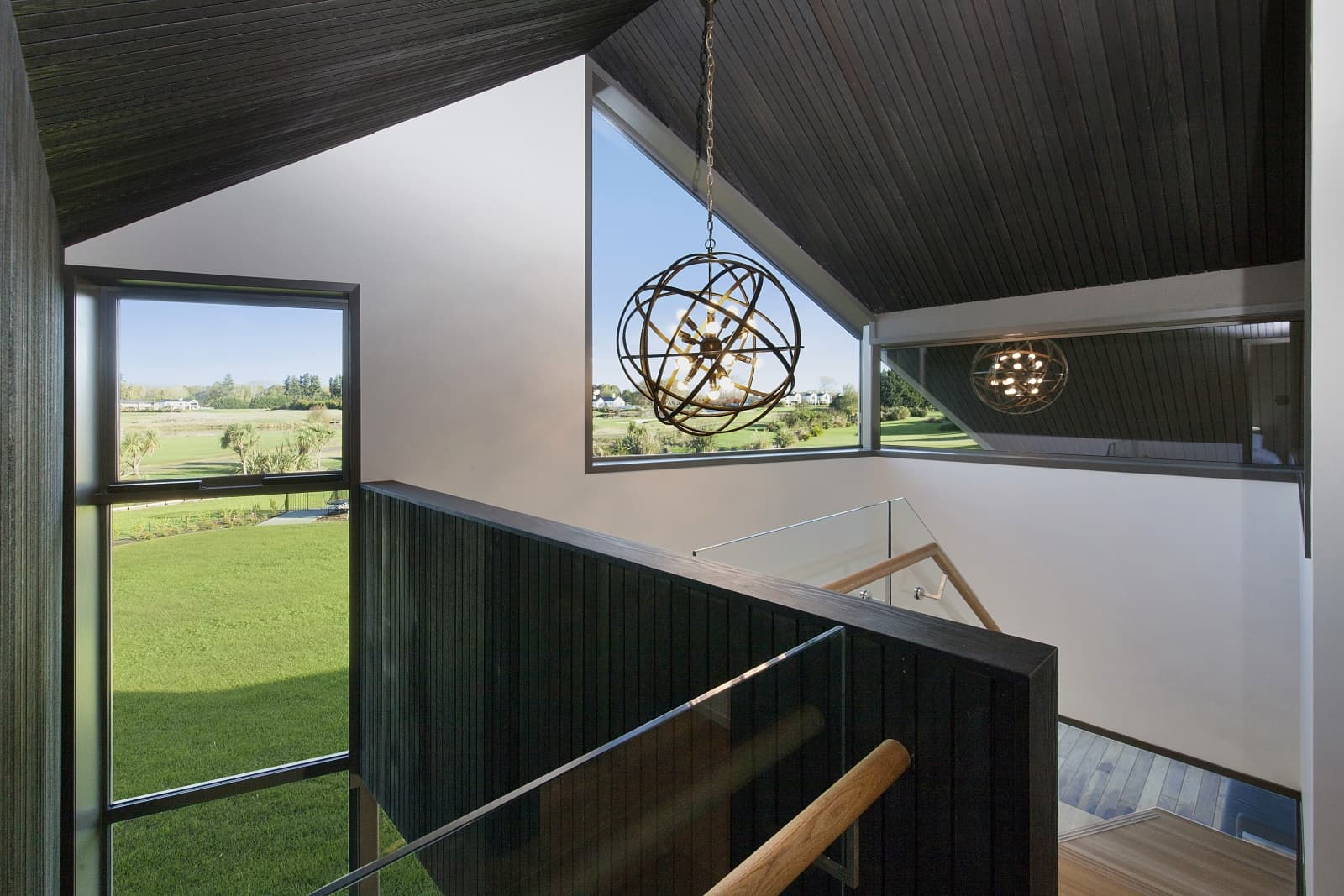 An architectural new build in Canterbury that our builders built
