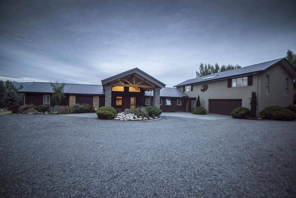 Amuri Estate commercial architectural build in Christchurch by H3 Construction